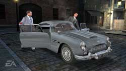 OO7 James Bond 007 : From Russia With Love - PS2 Screenshots