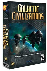 Galactic Civilizations Reviewed on PC  @ www.contactmusic.com