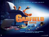 GARFIELD - The movie Review