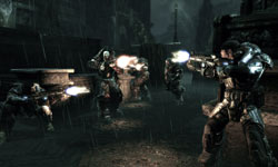 Gears of War - Xbox 360 Review - Sreenshots
