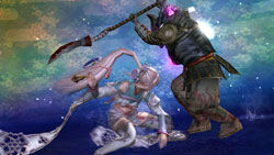 Genji Days of the Blade Screenshots