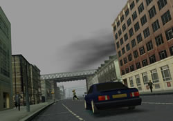 The Getaway On PS2  @ www.contactmusic.com