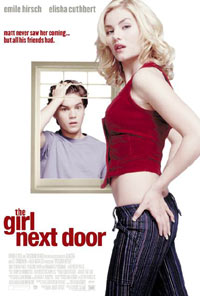 Film - The Girl Next Door drops in on the UK April 2, courtesy of Twentieth Century Fox.