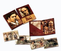 THE GODFATHER COLLECTOR'S EDITION - DVD Review
