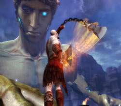 God of War 2 - Review PS2 - Sony Entertainment
