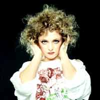 GOLDFRAPP  - NEW SINGLE 'TRAIN' RELEASE DATE: 14th April @ www.contactmusic.com