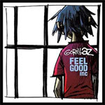 Gorillaz - Feel Good inc - Single Review