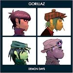 Gorillaz - Demon Days - Released 23rd May 2005 - Album Review