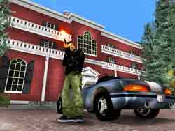 Grand Theft Auto 3 On PC Available @ www.contactmusic.com