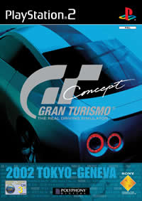 Gran Turismo Concept 2002 Tokyo-Geneva Reviewed On PS2 @ www.contactmusic.com