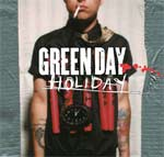 Green Day - Holiday - Single Review