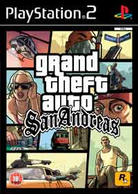 Grand Theft Auto San Andreas - PS2 Review