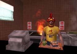 Grand Theft Auto San Andreas - PS2 Screenshots