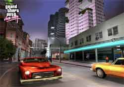 Grand Theft Auto: Vice City  oN ps2 @ www.contactmusic.com