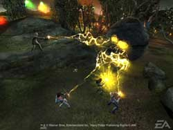 Harry Potter and the Goblet of Fire - PS2 Screenshots