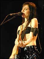 PJ Harvey - Live Review