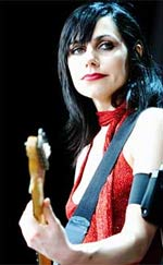 PJ Harvey - Brixton Brixton Academy15/07/04 - Live Review