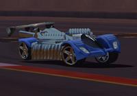 3D Hot Wheels velocity X On PS2 @ www.contactmusic.com