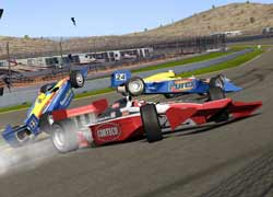 PS2 - IndyCar Series Review - Screeshots