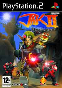 Games - Jak II PS2 Review