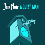 Jim Noir - A Quite Man - Review