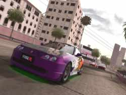 Juiced – Screenshot Xbox - THQ