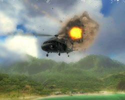 Just Cause - Review Xbox 360 - Eidos
