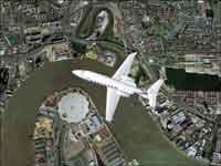 Just Flight VFR Photographic Scenery Expansion for MS Flight Sim 2002 @ www.contactmusic.com