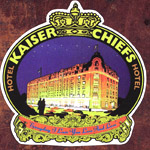 Kaiser Chiefs - Everyday I Love You Less And Less - Video Streams - Competition