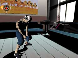 Killer 7 - Screenshots PS2 - Capcom