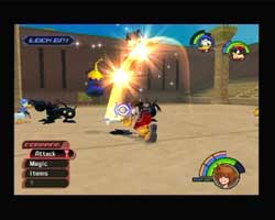 Kingdom Hearts On PS2 @ www.contactmusic.com