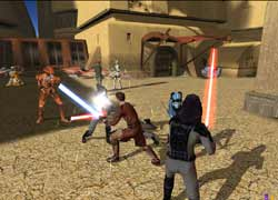 Game -Star Wars: Knight Of The Old Republic Review
