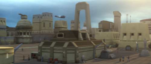Star Wars Knights of the Old Rebulic 2: The Sith Lords - Xbox Screenshots