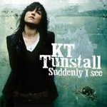 KT Tunstall - Suddenly I See - Video Stream
