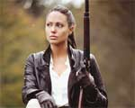 Film - Lara Croft Tomb Raider: The Cradle Of Life - Shooting the film with Jolie
