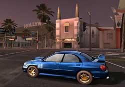 LA Rush - PS2 Screnshots - Midway Games