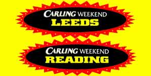 Win tickets to Leeds & Reading festivals