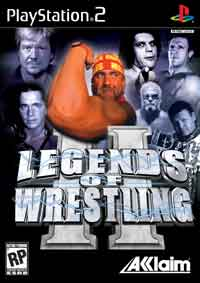 LEGENDS OF WRESTLING II Reviewed On PS2 @ www.contactmusic.com