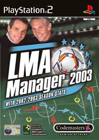 LMA Manager 2003 Review @ www.contactmusic