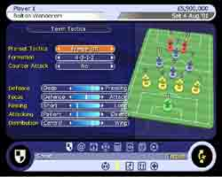 LMA Manager 2002 on PS2 available @ www.contactmusic.com