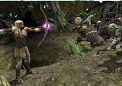 The Lord of the Rings™, The Two Towers™ reviewed on gamecube @ www.contactmusic.com