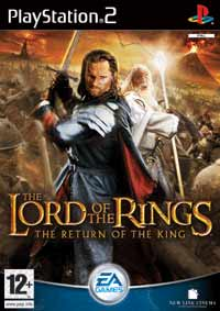 Games - Lord of the Rings: Return of the King Review PS2