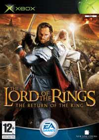 Games - Lord of the Rings - Return of the King Xbox Review