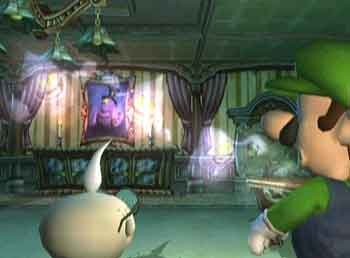 NINTENDO GAMECUBE Haunted by Ghost of Spirited New Game @ www.contactmusic.com