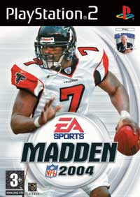 Games - EAs 's Madden 2004 Review PS2