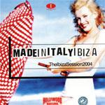 Made in Italy Ibiza - Mixed by David Piccioni - Audio streams