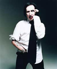 Marilyn Manson's new album The Golden Age Of Grotesque @ www.contactmusic.com