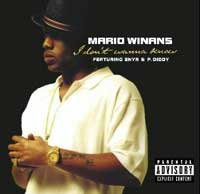 Mario Winans - feat. Enya & P.Diddy - I Don't Want To Know' Single review