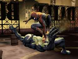 Marvel Nemesis – Rise of the Imperfects - PS2 Screenshots