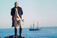 Film - MASTER & COMMANDER: THE FAR SIDE OF THE WORLD - Sails into stores on DVD & video
